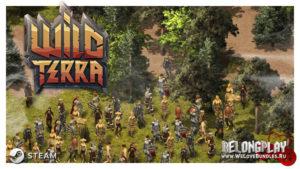 Steam халява: как получить ключи от игры Wild Terra Online