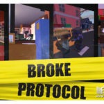 Игра BROKE PROTOCOL: Online City RPG стала бесплатной в Steam
