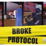 Игра BROKE PROTOCOL: Online City RPG стала бесплатной в Steam