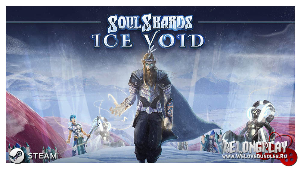Soul Shards: Ice Void