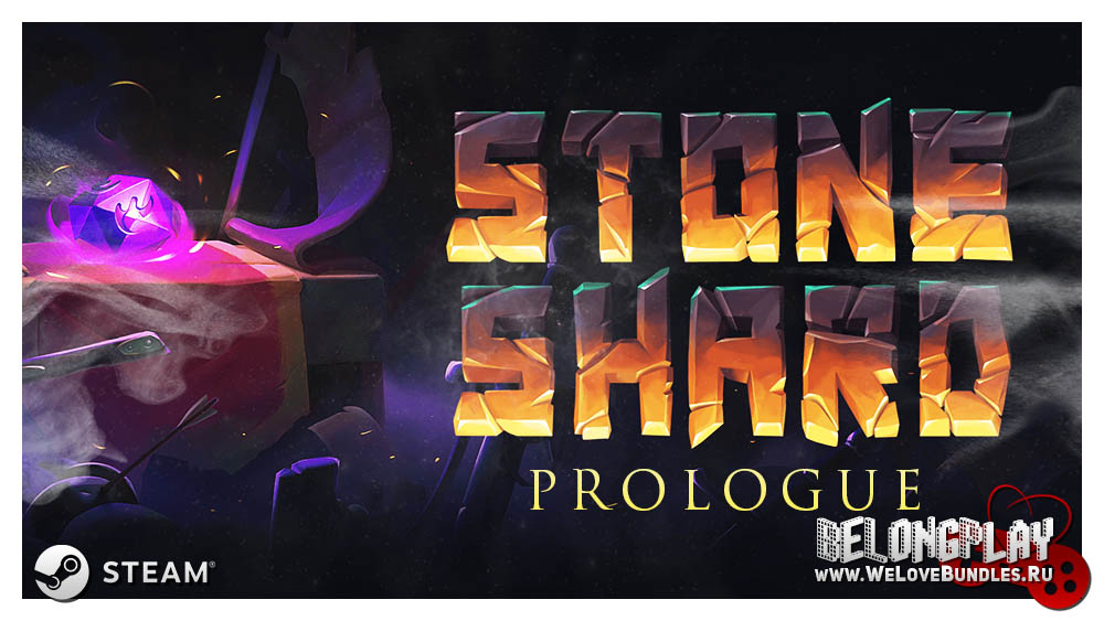 STONESHARD game logo art wallpaper