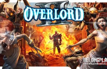 Overlord II art game wallpaper logo