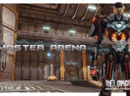 Раздача ключей альфа-теста аренного шутера Master Arena