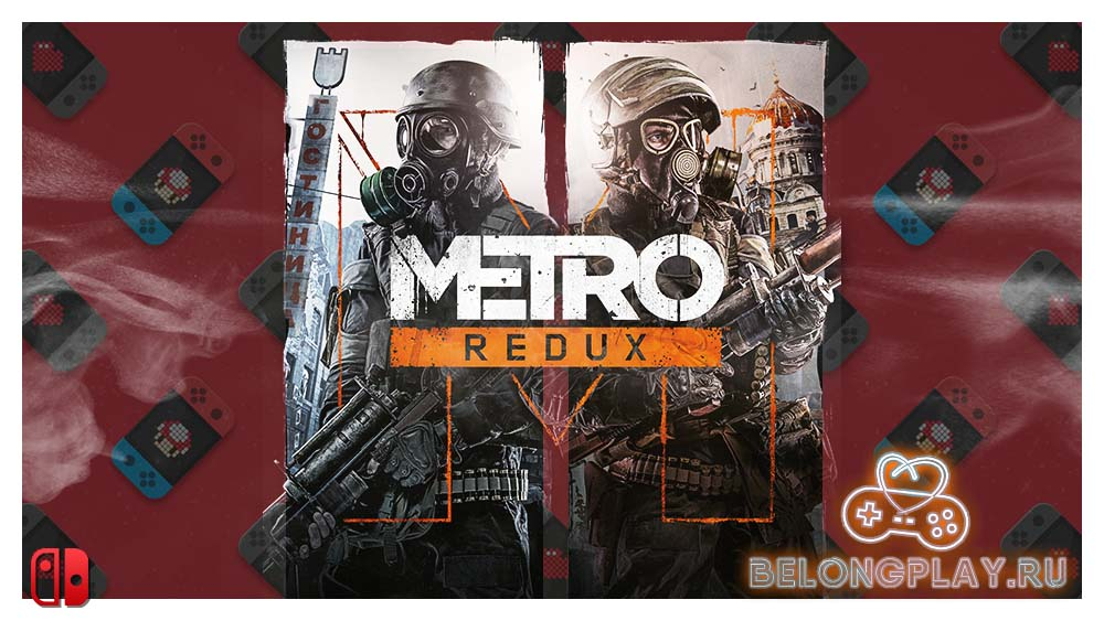 Metro Redux Switch review