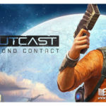 Раздача игры Outcast: Second Contact