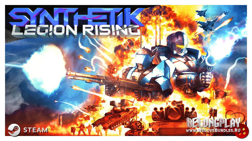 SYNTHETIKLegion Rising