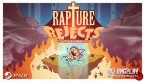 Черная королевская битва Rapture Rejects по вселенной Cyanide & Happiness
