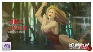 Раздача классической игры Jill of the Jungle: The Complete Trilogy