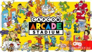 Ретро-комбайн Capcom Arcade Stadium: бесплатно классическая игра 1943