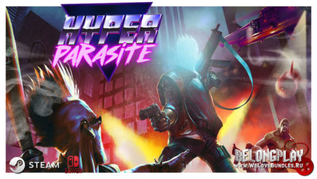 HyperParasite game wallpaper logo