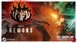 Обзор игры Book of Demons: бумажные подземелья