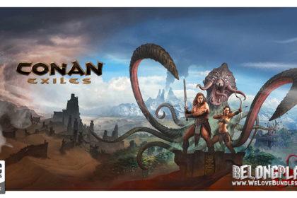 Conan Exiles art wallpaper logo