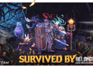 Бесплатная игра Survived By: буллет хэлл и роглайт