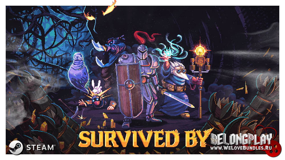Survived By is a free-to-play