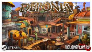 Бесплатные Steam-ключи от игры Deponia: The Complete Journey в 2019 году