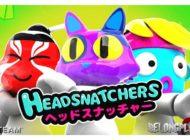 Топовая раздача Steam игры Headsnatchers в 2020 году
