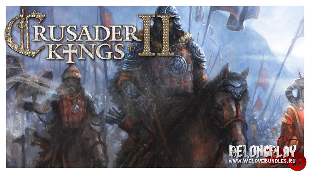 Crusader Kings II Horse Lords