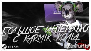 Большое интервью с Karmik Koala: speedrun по жизни