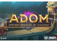 Игра ADOM – один из прародителей жанра roguelike
