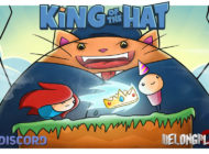 Раздача игры King of the Hat в Дискорде