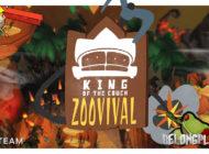 King of the Couch: Zoovival – бесплатный платформенный файтинг на четверых