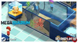 Обзор игры Megaquarium: твоя собственная аква-империя