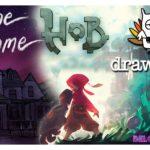 Раздача игры Gone Home, Hob и Drawful 2 в EGS