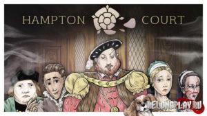 Визуальная новелла Hampton Court: халявная раздача на Itch