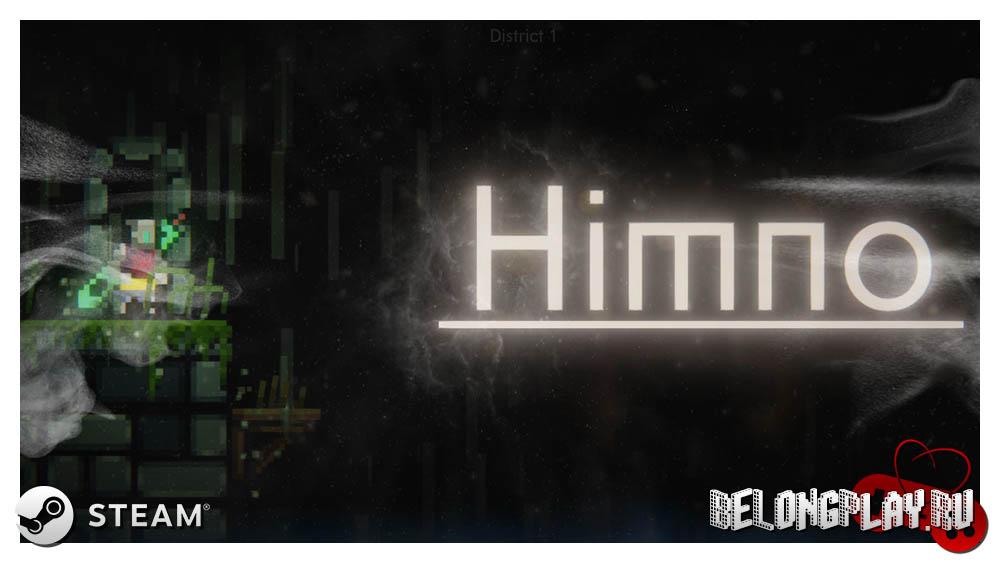 Himno steam game art wallpaper logo