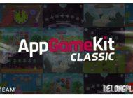 Раздача AppGameKit Classic – инструменты для создания игр на ПК и мобильные платформы