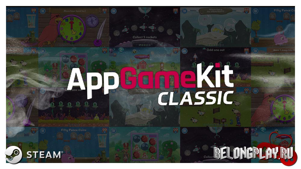 AppGameKit: Easy Game Development Classic Bundle