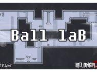 Раздача игры Ball laB в Steam: хардкорный платформер