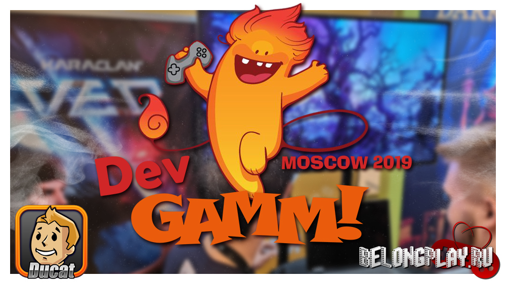 DevGamm Moscow 2019 Showcase Games