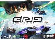 Впечатления от игры GRIP: Combat Racing – футуристические гонки со сплитскрином