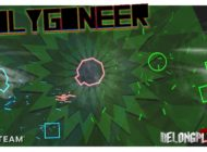 Раздача игры POLYGONEER в Steam: минималистичная аркада
