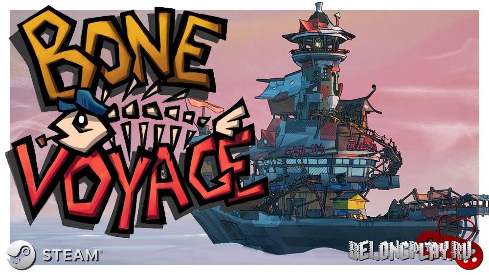 Bone Voyage game art logo wallpaper steam