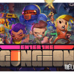 Раздача игры Enter the Gungeon: рогалик с пистолетами наголо
