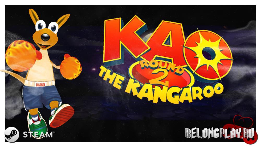 Kao the Kangaroo: Round