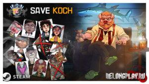 Впечатления от игры Save Koch: крот свинье не товарищ