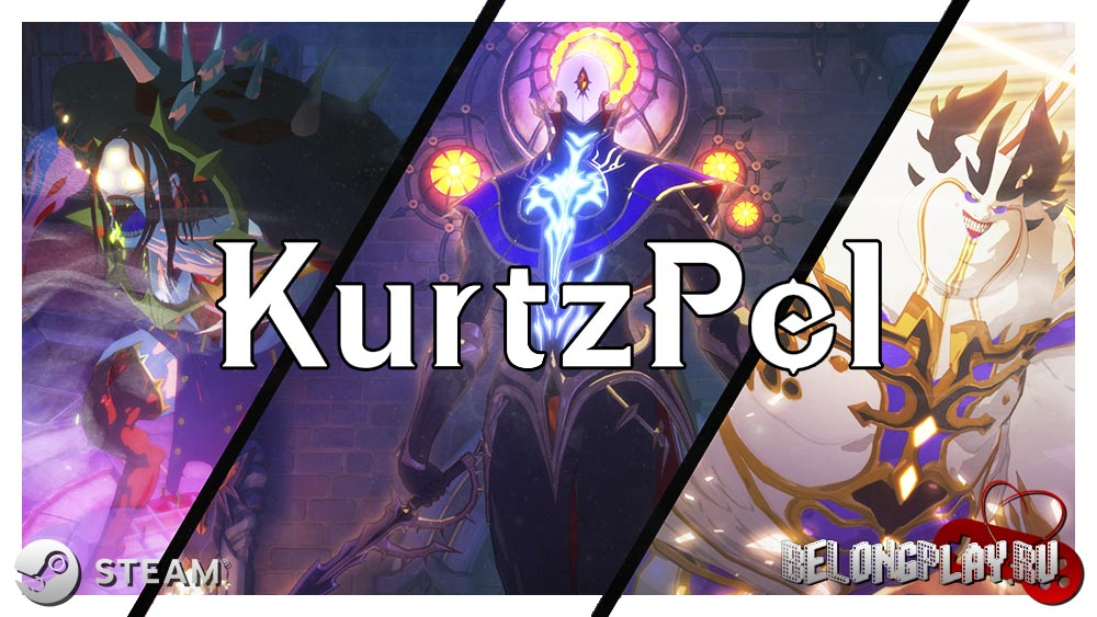 KurtzPel anime rpg steam game