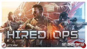 Сессионный шутер Hired Ops стал бесплатным в Steam