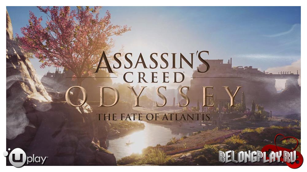 Assassin's Creed Odyssey Fate of Atlantis Episode 1