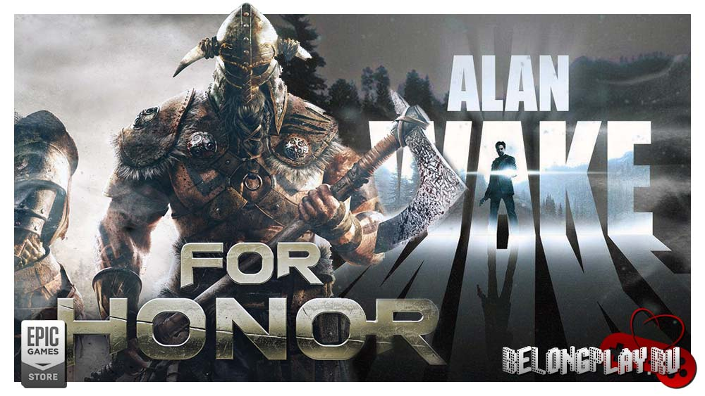For Honor Alan Wake