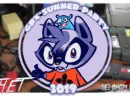 Что было на ретро-игровой вечеринке GBX Summer Party 2019