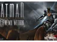Раздача Batman: The Telltale Series и The Enemy Within в MS Store