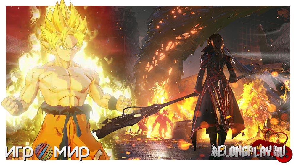 Bandai Namco 2019