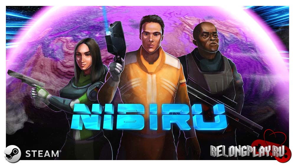 Nibiru game steam Fantastic Space