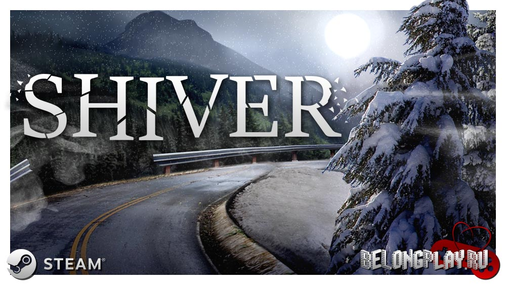 Shiver game logo art
