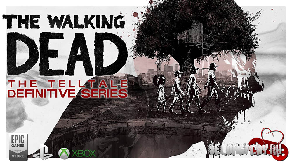 the walking dead definitive series
