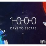 Игра 1000 days to escape – пора валить в космос